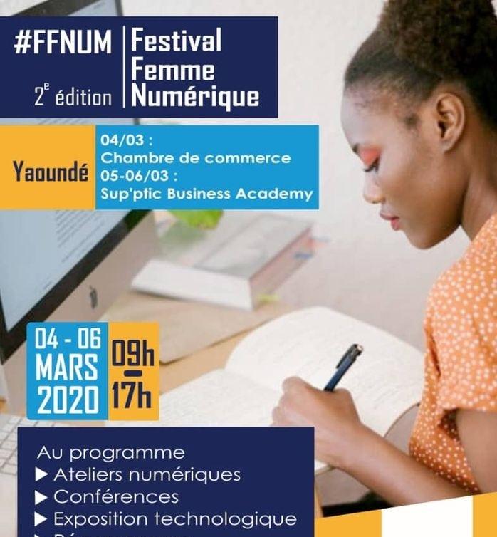 Festival Femme Numérique 2è Édition – FFNUM 2020