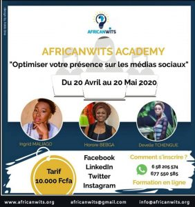 Africanwits Academy 2020